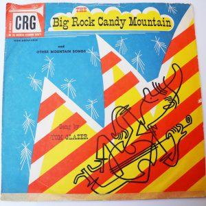 Disque Vinyle 78 Tours CRG Vintage