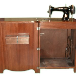 Meuble De Machine À Coudre SINGER Vintage