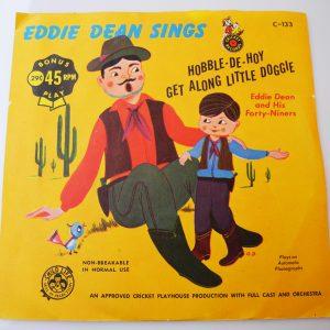 Disque Vinyle 45 Tours Vintage