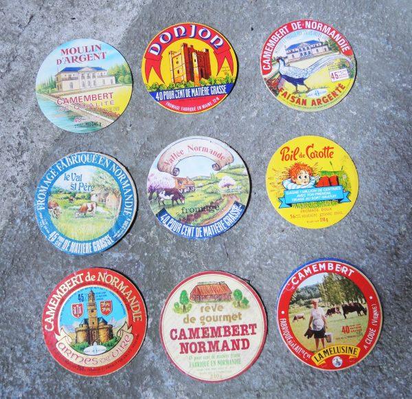 lot-detiquettes-de-camembert-anciennes