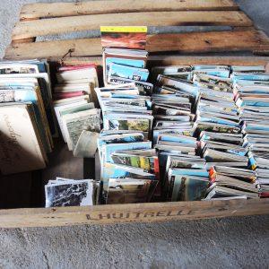 Lot De Cartes Postales Vintage