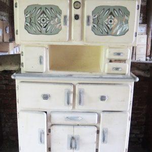 Buffet De Cuisine Vintage Années 20
