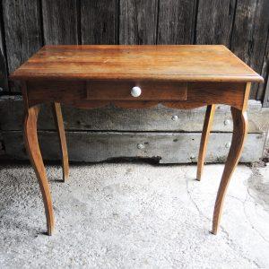 Bureau/Table Occassionnelle Vintage En Bois