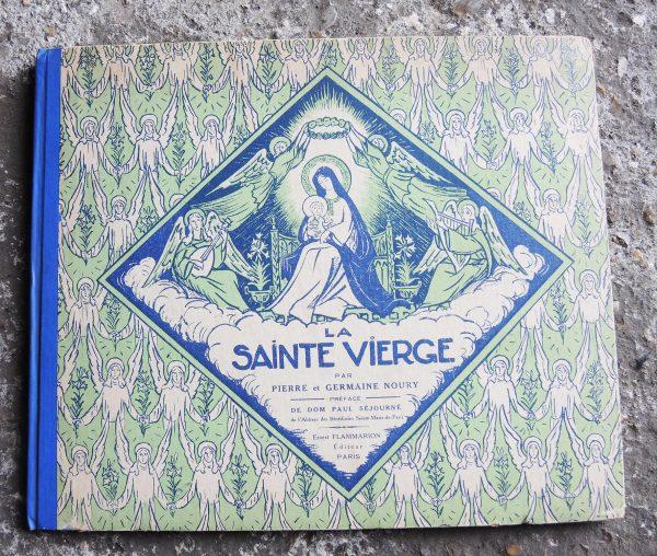 ancien-livre-la-sainte-vierge-par-pierre-germaine