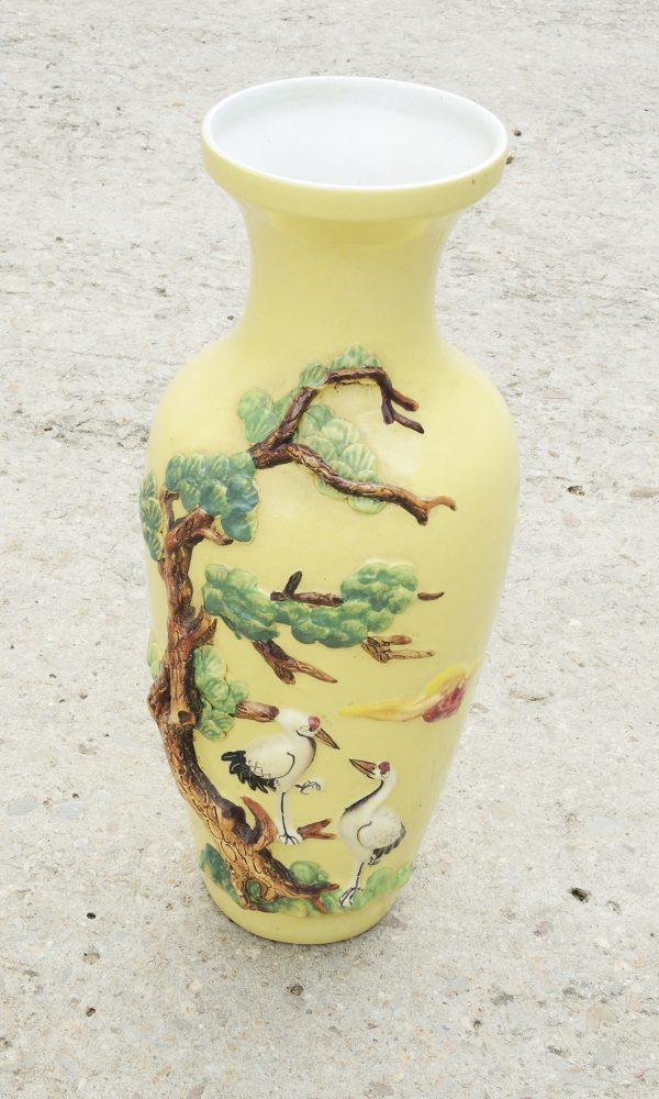 grand-vase-ancien-jaune-chinois