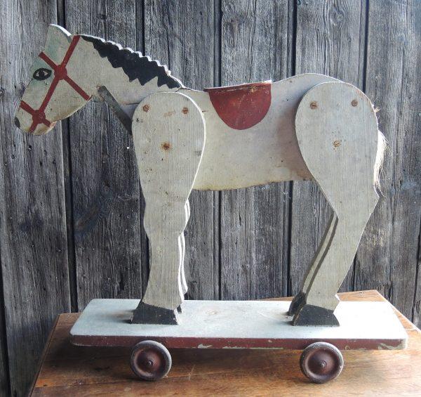 cheval-en-roulettes-vintage