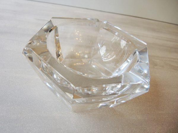 ancien-cendrier-vide-poches-en-cristal-epais