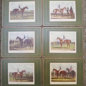 6 Sets De Tables Vintage Anglais PIMPRENEL