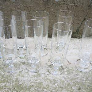 6 Flutes À Champagne Vintage Transparentes Luminarc