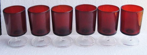 6-anciens-verres-a-vin-eau-rouges-luminarc