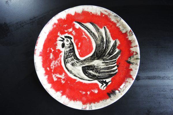 ancienne-assiette-ceramique-signee-par-ar-roux