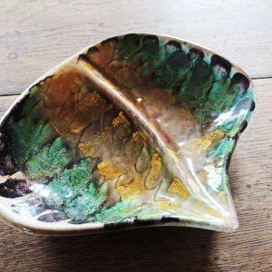 Coupelle En Céramique Signée ALESSIO TASCA