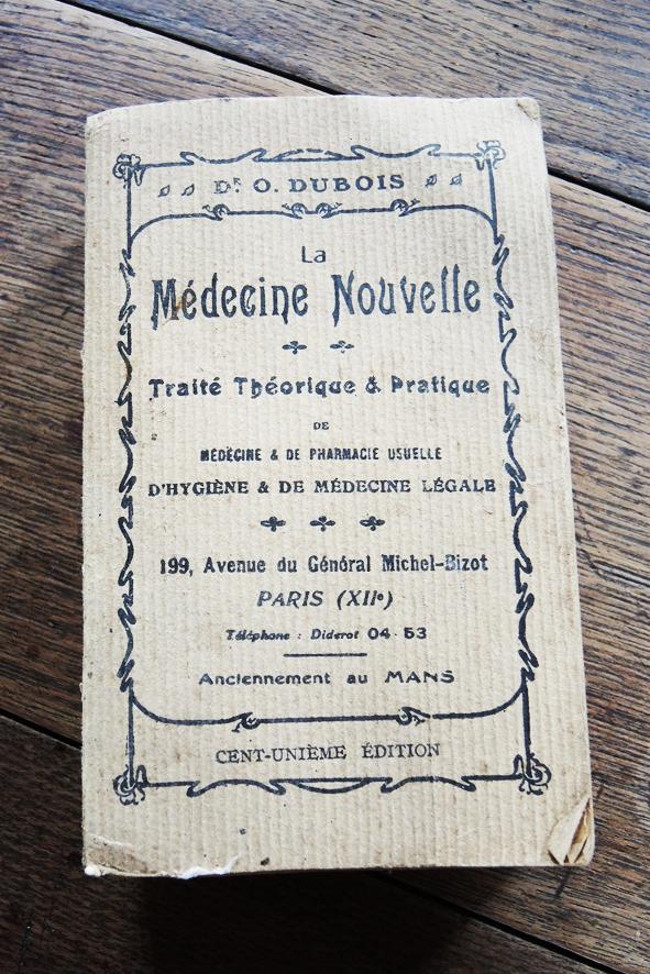 ancien-livre-la-medecine-nouvelle-101eme-edition