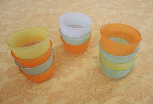 10-anciens-ramequins-en-verre-colore-duralex