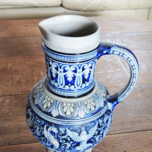 Carafe En Grès Vintage Westerwald Allemagne