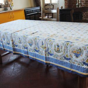 Nappe Vintage Rectangulaire Bouchara
