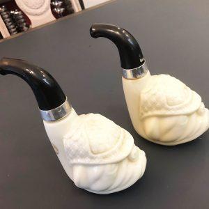 Paire De Flacons De Parfum Vintage Avon