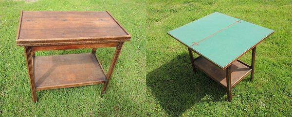 ancienne-table-de-jeu-en-chene-plateau-feutre