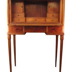Bureau Secrétaire Vintage En Bois