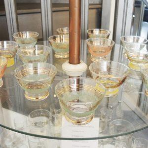 Coupes À Champagne Vintage Années 50