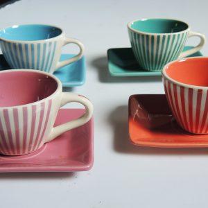 4 Tasses À Café Vintage LBVYR – Yves Rocher