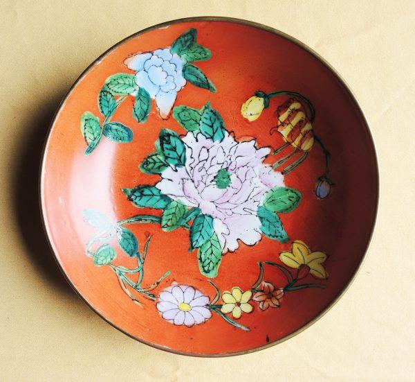 assiette-decorative-chinoise-orange