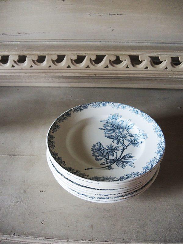 10-anciennes-assiettes-plates-st-amand-decor-flore