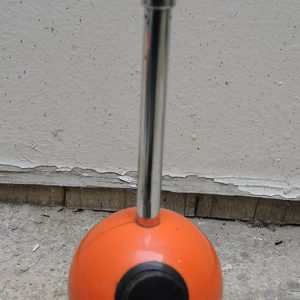 Allume-Gaz Vintage Orange Années 70