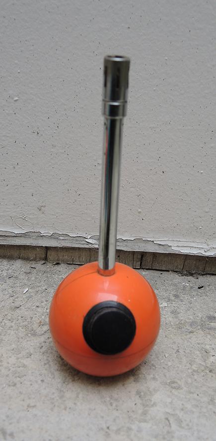 ancien-allume-gaz-orange-annees-70