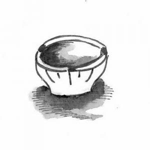 Cendrier - Vide Poche