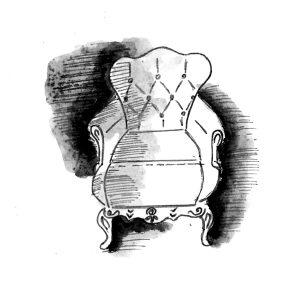 Fauteuil - Canapé - Méridienne