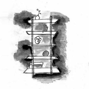 Bookshelf - Shelving Unit