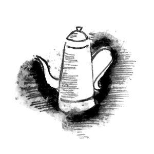 Moulin à Café - Cafetière