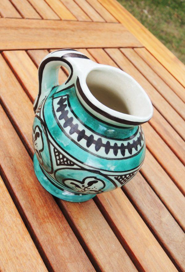ancien-pichet-en-ceramique-verte-de-paterna-signe