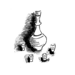Carafe à Vin - Whisky - Porto