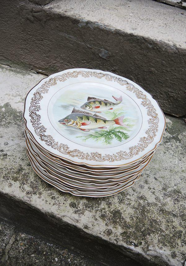 10-anciennes-assiettes-a-poisson-en-porcelaine-de-limoges