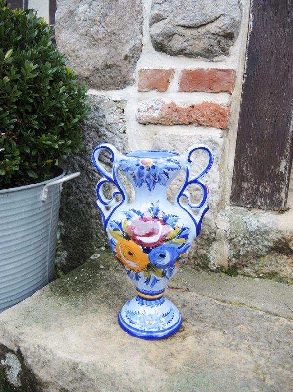 ancien-vase-faience-alcobaca-portugal