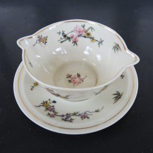 Saucière En Porcelaine Haviland Vintage