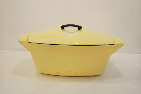 cocotte-la-coquelle-jaune-raymond-loewy-pour-le-creuset