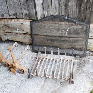 Anciennes Accessoires de Cheminée