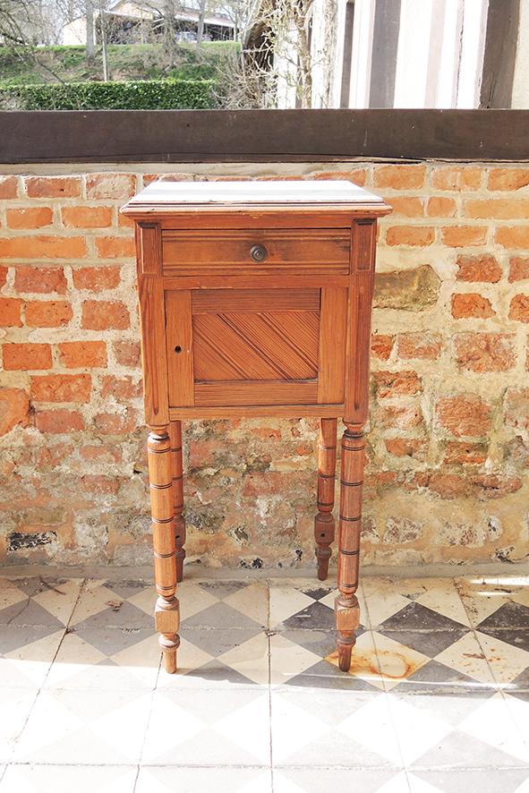 ncienne-table-de-chevet-en-bois-et-marbre
