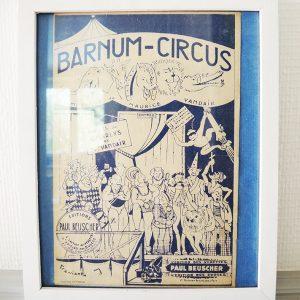 Publicité Vintage : BARNUM CIRCUS