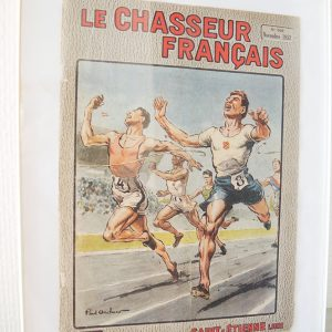 Couverture du « Chasseur Français»: No 669 (Sept 1952)