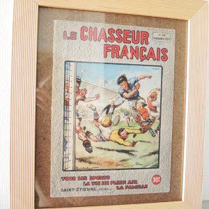 Couverture Du « Chasseur Français »: No 655 (Sept 1951)