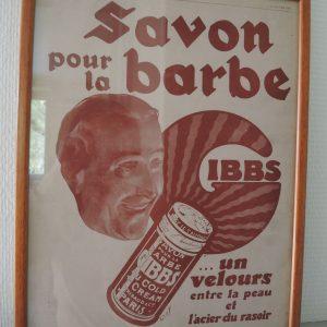 Ancienne Publicité GIBBS (Illustration No 4481)