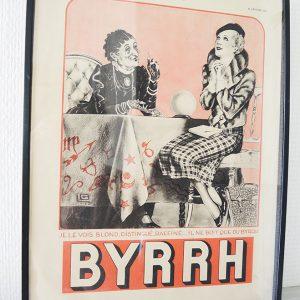 Publicité Vintage : BYRRH (Illustration No 4741)