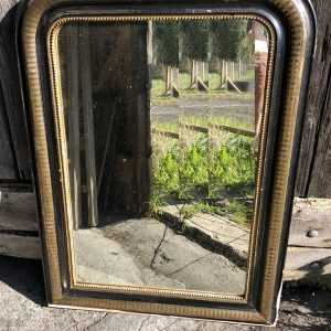 Ancien Miroir Style Louis Philippe