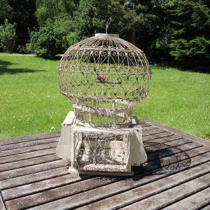 Cage à Oiseaux vintage Marocaine